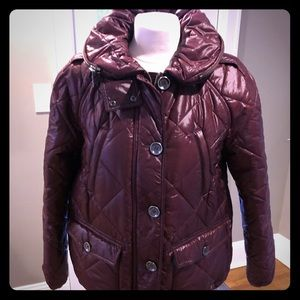 Burberry Brit Puffy Jacket!